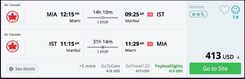 Miami_to_Istanbul_flights_-_momondo