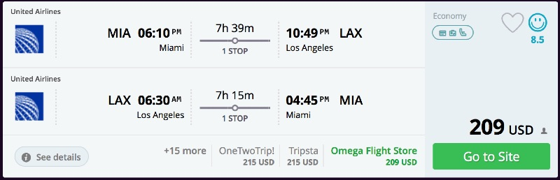 Miami_to_Los_Angeles_flights_-_momondo