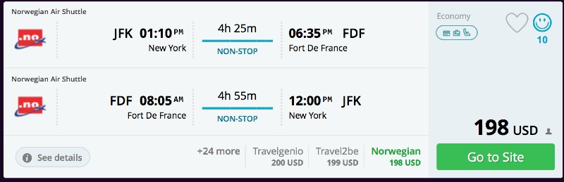 New_York_to_Fort_De_France_flights_-_momondo