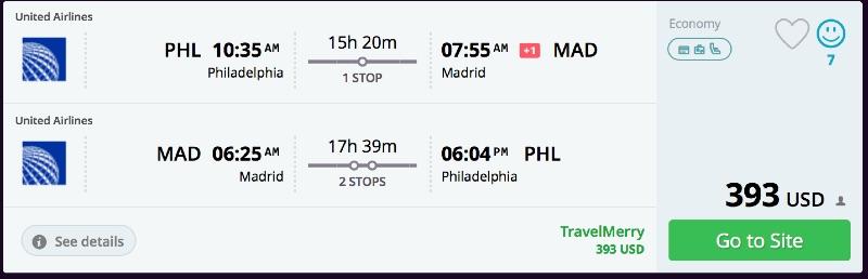 Philadelphia_to_Madrid_flights_-_momondo