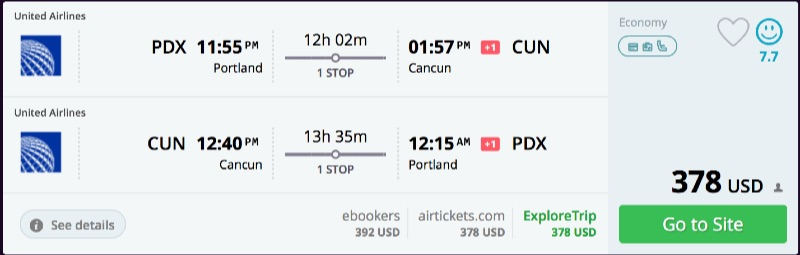 Portland_to_Cancun_flights_-_momondo