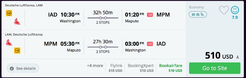 Washington_DC_to_Maputo_flights_-_momondo