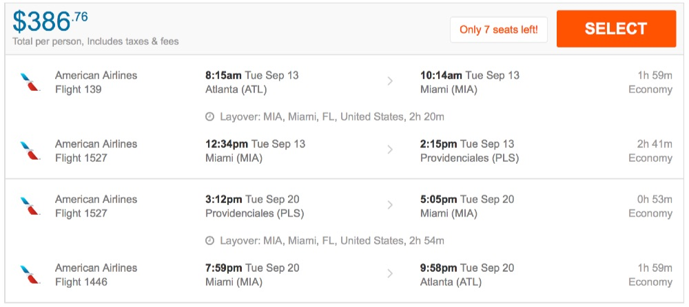80__off_cheap_flights_from_Atlanta_to_Providenciales_-_FlightHub_com