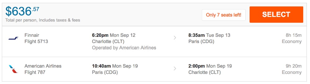 80__off_cheap_flights_from_Charlotte_to_Paris_-_FlightHub_com