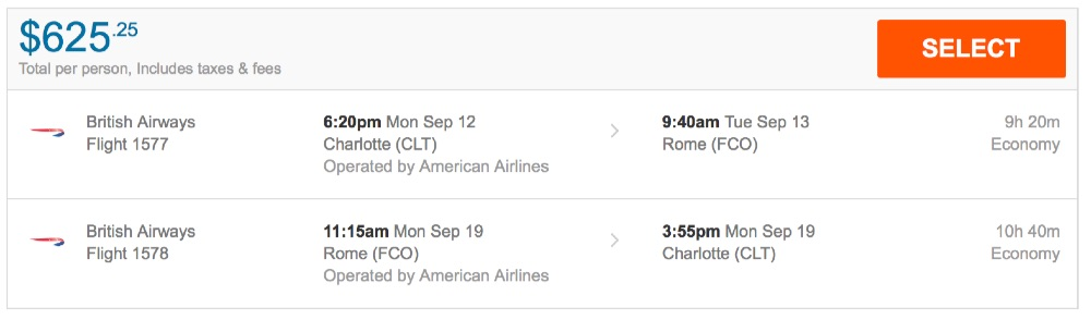 80__off_cheap_flights_from_Charlotte_to_Rome_-_FlightHub_com
