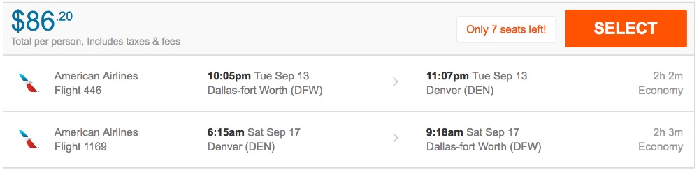 80__off_cheap_flights_from_Dallas-fort_Worth_to_Denver_-_FlightHub_com