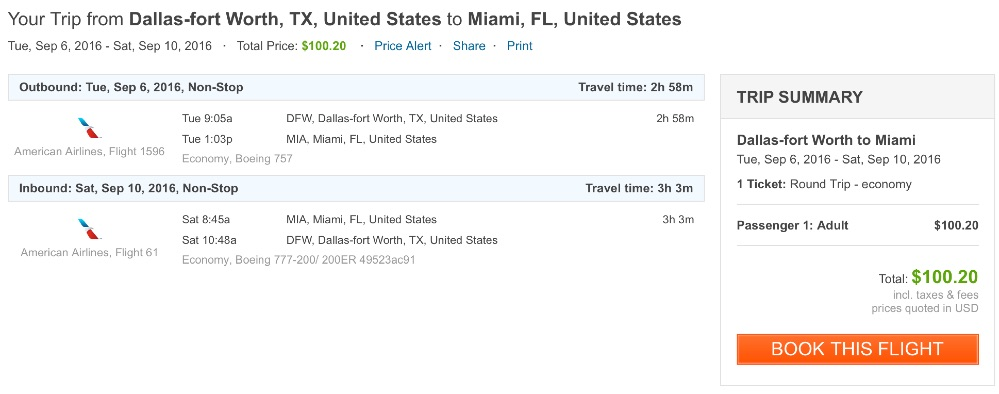 80__off_cheap_flights_from_Dallas-fort_Worth_to_Miami