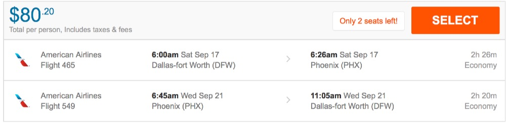 80__off_cheap_flights_from_Dallas-fort_Worth_to_Phoenix_-_FlightHub_com