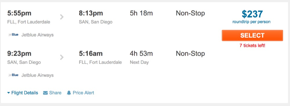 80__off_cheap_flights_from_Fort_Lauderdale_to_San_Diego_-_FlightHub_com