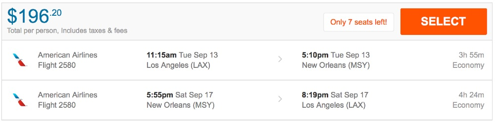 80__off_cheap_flights_from_Los_Angeles_to_New_Orleans_-_FlightHub_com
