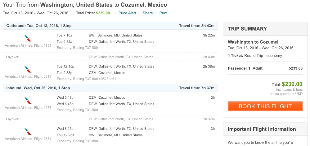 80__off_cheap_flights_from_Washington_to_Cozumel_-_FlightHub_com
