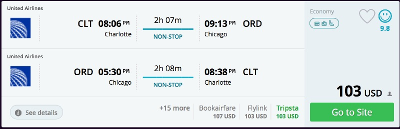 Charlotte_to_Chicago_flights