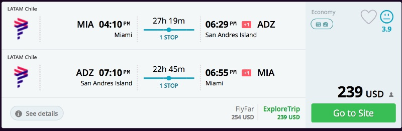 Fort_Lauderdale_to_San_Andres_Island_flights_-_momondo