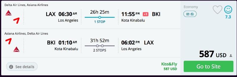 Los_Angeles_to_Kota_Kinabalu_flights_-_momondo