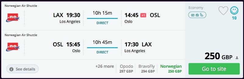 Los_Angeles_to_Oslo_flights_-_momondo