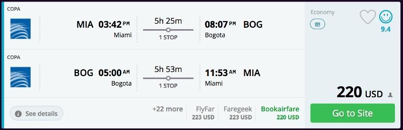 Miami_to_Bogota_flights_-_momondo