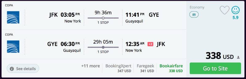 New_York_to_Guayaquil_flights_-_momondo