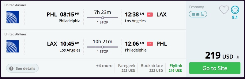 Philadelphia_to_Los_Angeles_flights_-_momondo