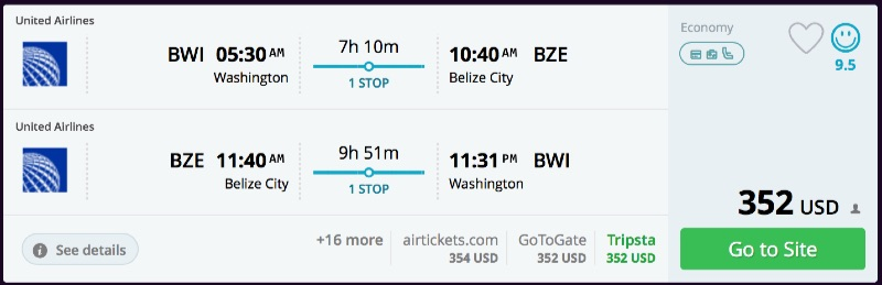 Washington_DC_to_Belize_City_flights_-_momondo