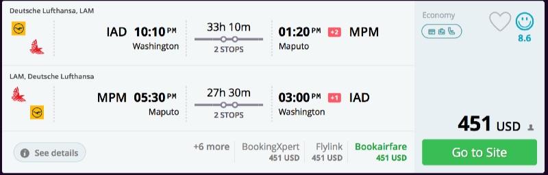 Washington_DC_to_Maputo_flights_-_momondo