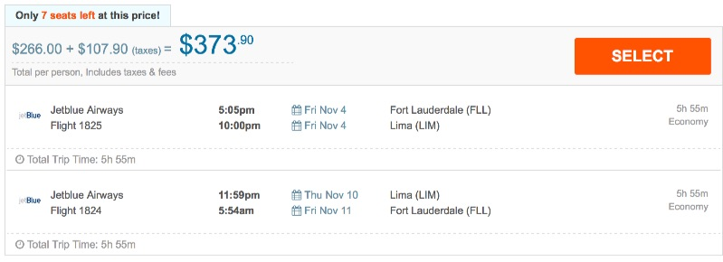 80__off_cheap_flights_from_Fort_Lauderdale_to_Lima_-_FlightHub_com