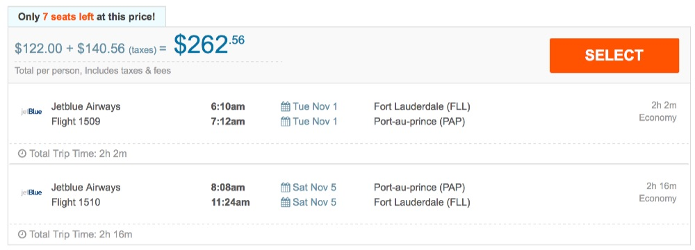 80__off_cheap_flights_from_Fort_Lauderdale_to_Port-au-prince_-_FlightHub_com