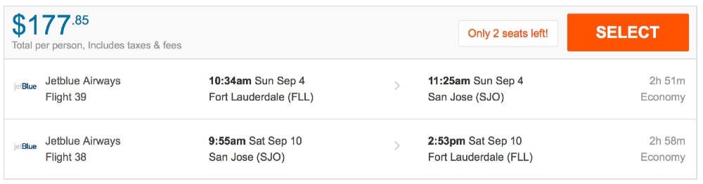 80__off_cheap_flights_from_Fort_Lauderdale_to_San_Jose_-_FlightHub_com