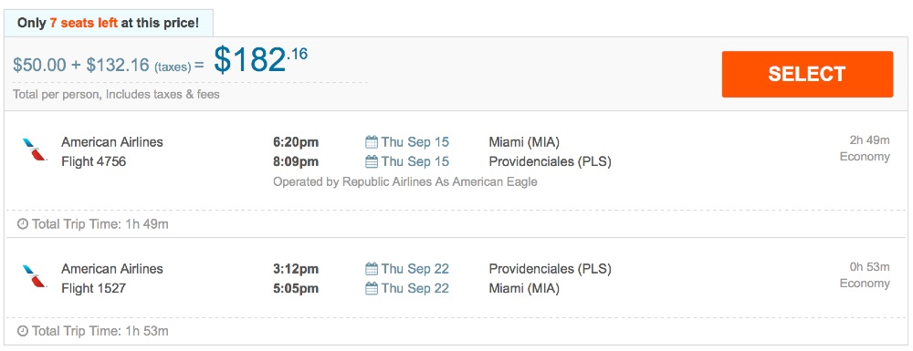 80__off_cheap_flights_from_Miami_to_Providenciales_-_FlightHub_com