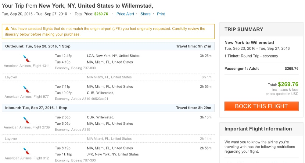 80__off_cheap_flights_from_New_York_to_Willemstad_-_FlightHub_com