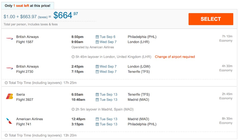 80__off_cheap_flights_from_Philadelphia_to_Tenerife_-_FlightHub_com
