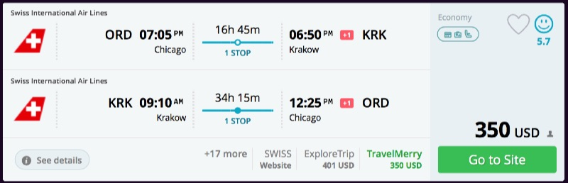 Chicago_to_Krakow_flights_-_momondo