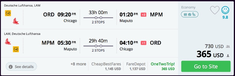Chicago_to_Maputo_flights_-_momondo