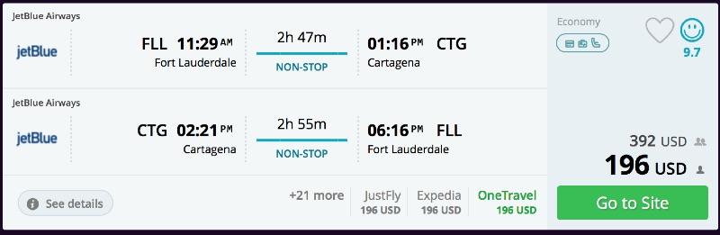 Fort_Lauderdale_to_Cartagena_flights_-_momondo