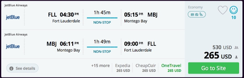 Fort_Lauderdale_to_Montego_Bay_flights_-_momondo