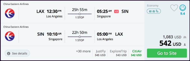 Los_Angeles_to_singapore