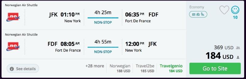 New_York_to_Fort_De_France_flights_-_momondo