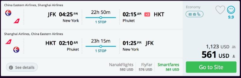 New_York_to_phuket