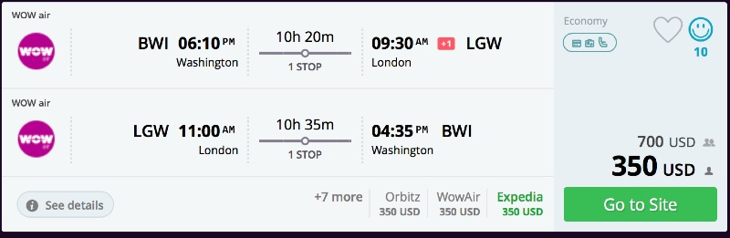 Washington_DC_to_Stockholm_flights_-_momondo