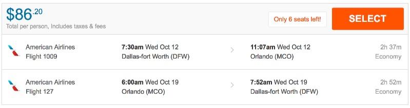 80__off_cheap_flights_from_Dallas-fort_Worth_to_Orlando_-_FlightHub_com
