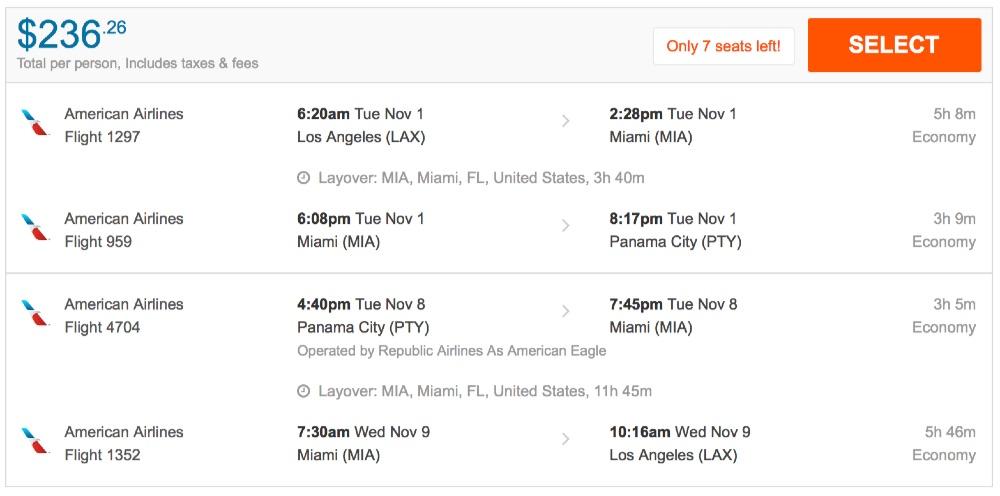 80__off_cheap_flights_from_Los_Angeles_to_Panama_City_-_FlightHub_com