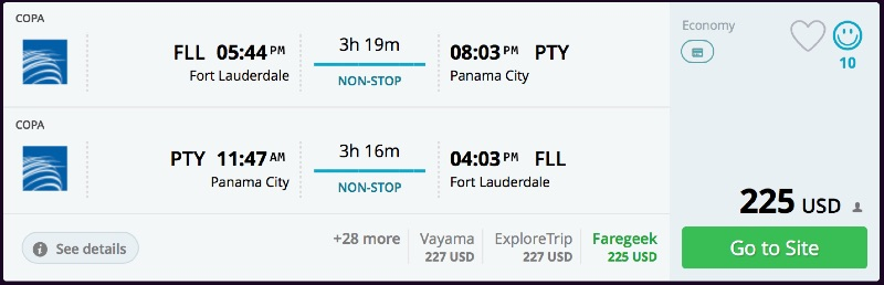 Fort_Lauderdale_to_Panama_City_flights_-_momondo
