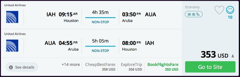 Houston_to_Aruba_flights_-_momondo