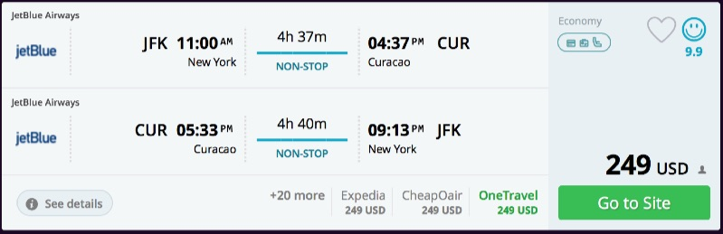New_York_to_Curacao_flights_-_momondo