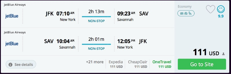 New_York_to_Savannah_flights_-_momondo
