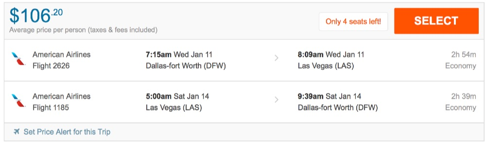 80__off_cheap_flights_from_Dallas-fort_Worth_to_Las_Vegas_-_FlightHub_com