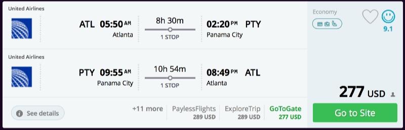 Atlanta_to_Panama_City_flights_-_momondo