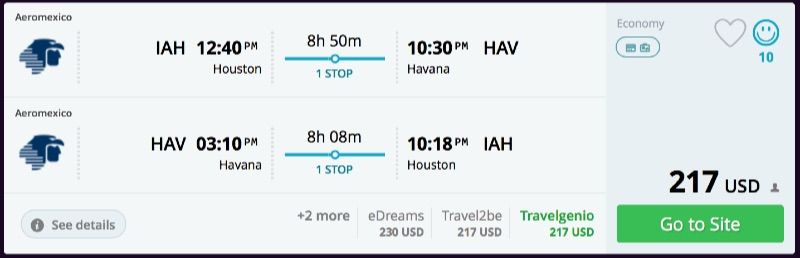 Houston_to_Havana_flights_-_momondo