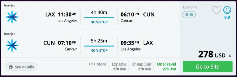 Los_Angeles_to_Cancun_flights_-_momondo