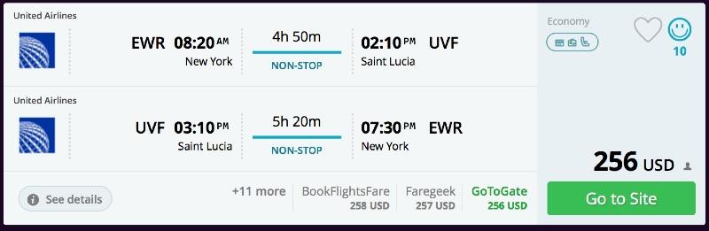 New_York_to_Saint_Lucia_flights_-_momondo