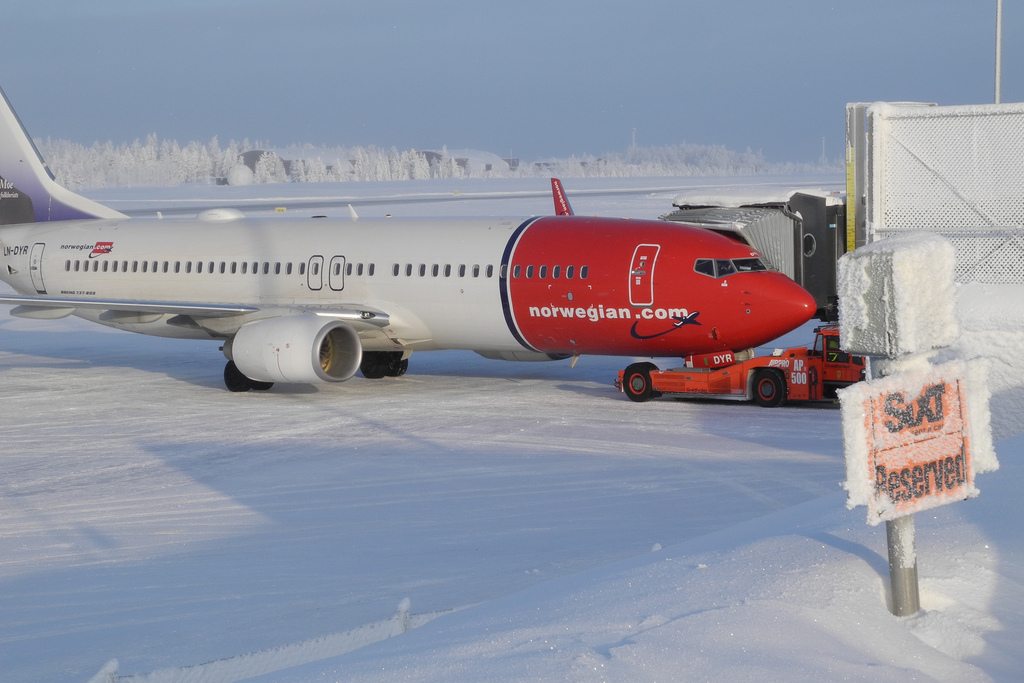 Norwegian air coupon code